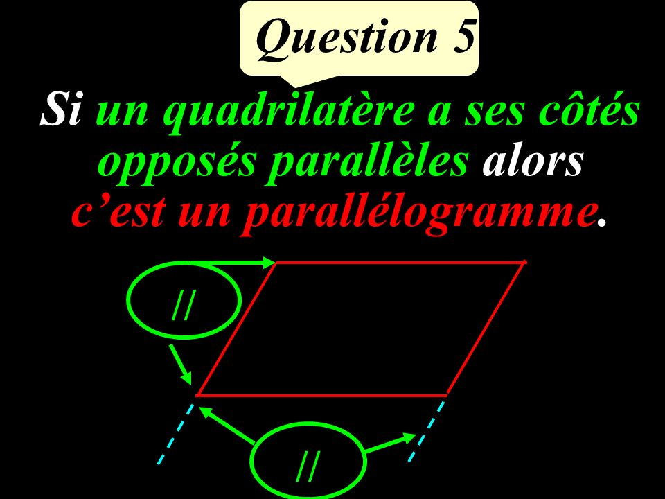 Calculer (2x-1)(x - 8) pour x = 5. Question 4 -27