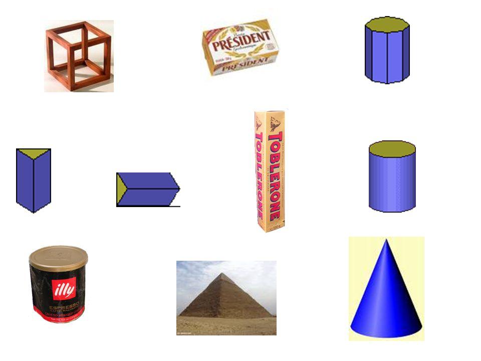 Patron dune pyramide régulière à base carrée Géospace
