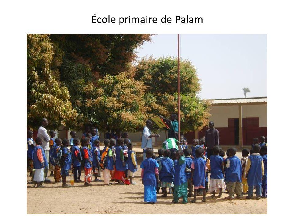 École primaire de Palam