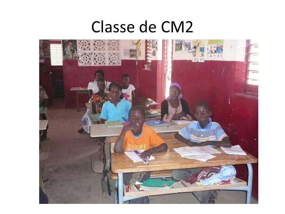 Classe de CM2
