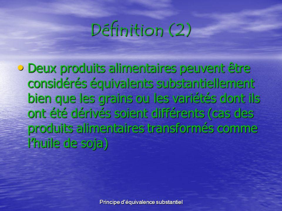 Principe de précaution Création Dans le droit communautaire par le traité de lUnion européenne singé à Maastricht le 7 février 1992.