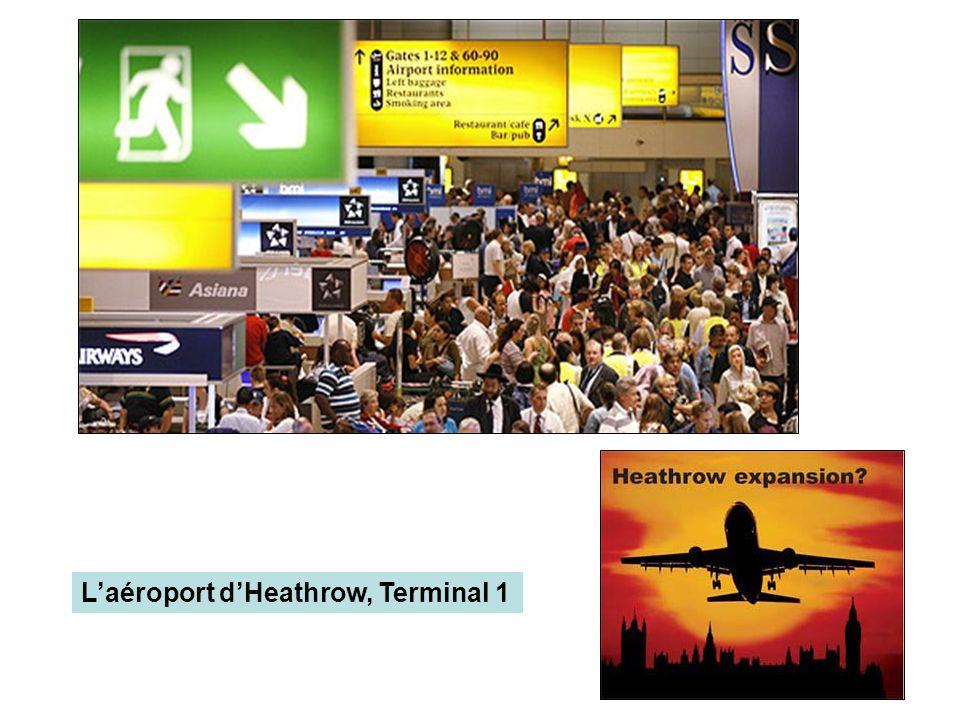 Laéroport dHeathrow, Terminal 1