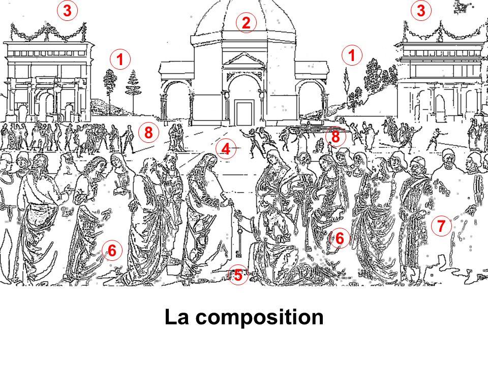 Lauteur L auteur en est Pietro Vannucci dit le PERUGIN (1450 – 1523), né à Pérouse (Perugia en italien).