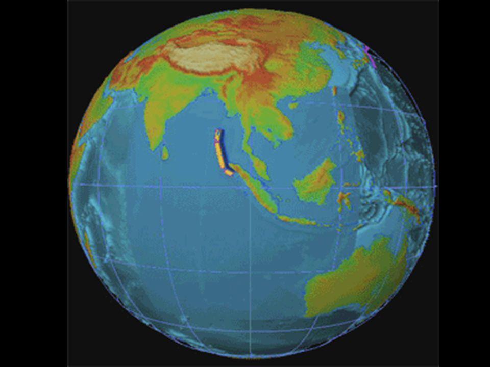 Tsunami 2004 1° partie : Présentation du tsunami asiatique