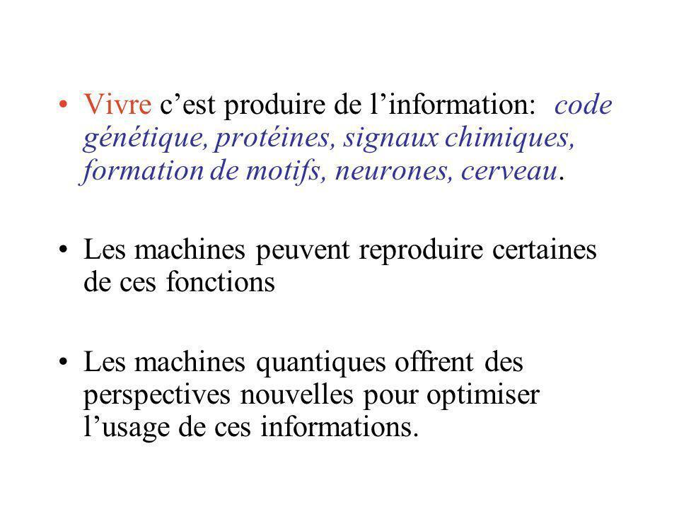 Les machines peuvent reproduire certaines de ces fonctions