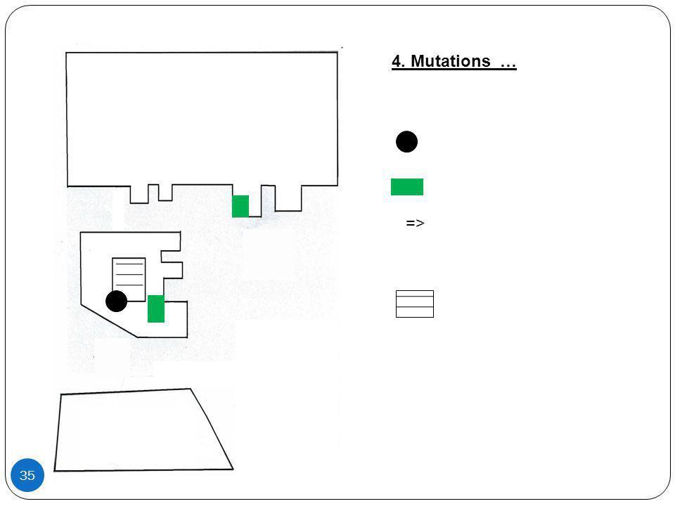 4. Mutations … => 35