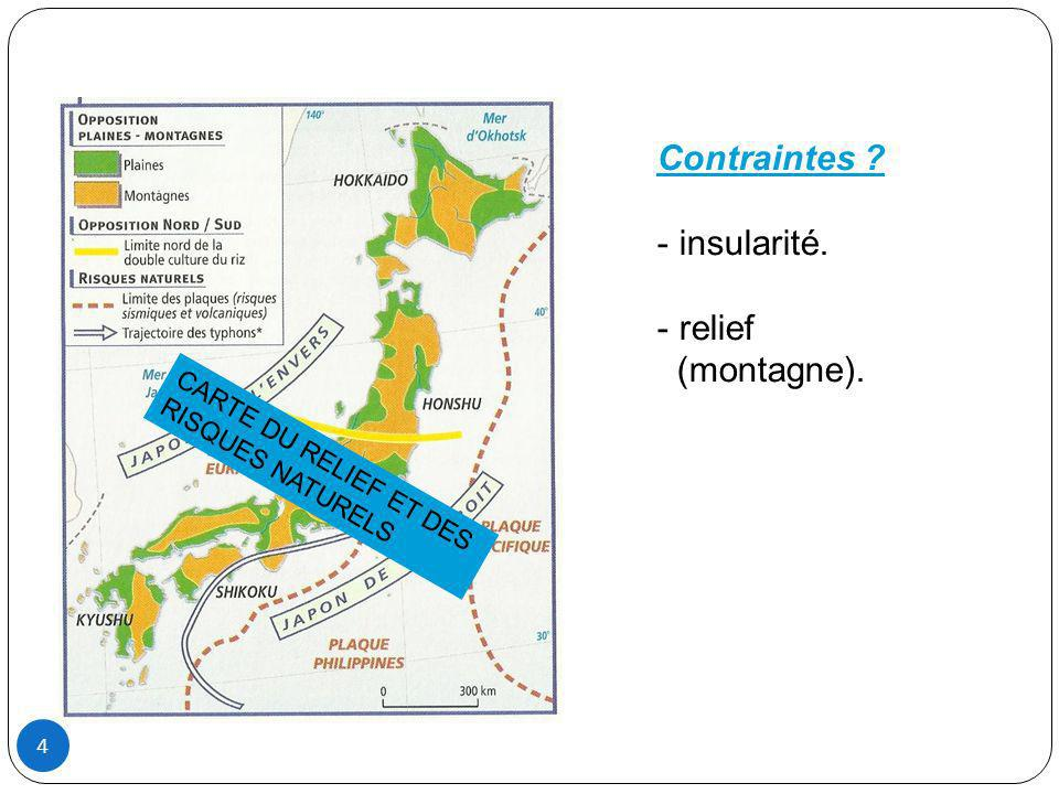 2 / SCHEMA DE LA MEGALOPOLE A LECHELLE LOCALE : LA BAIE DE KOBE.