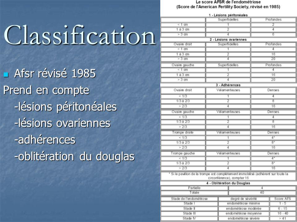 Classification foati foati