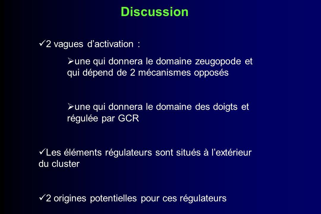 Proposition dun modèle de régulation