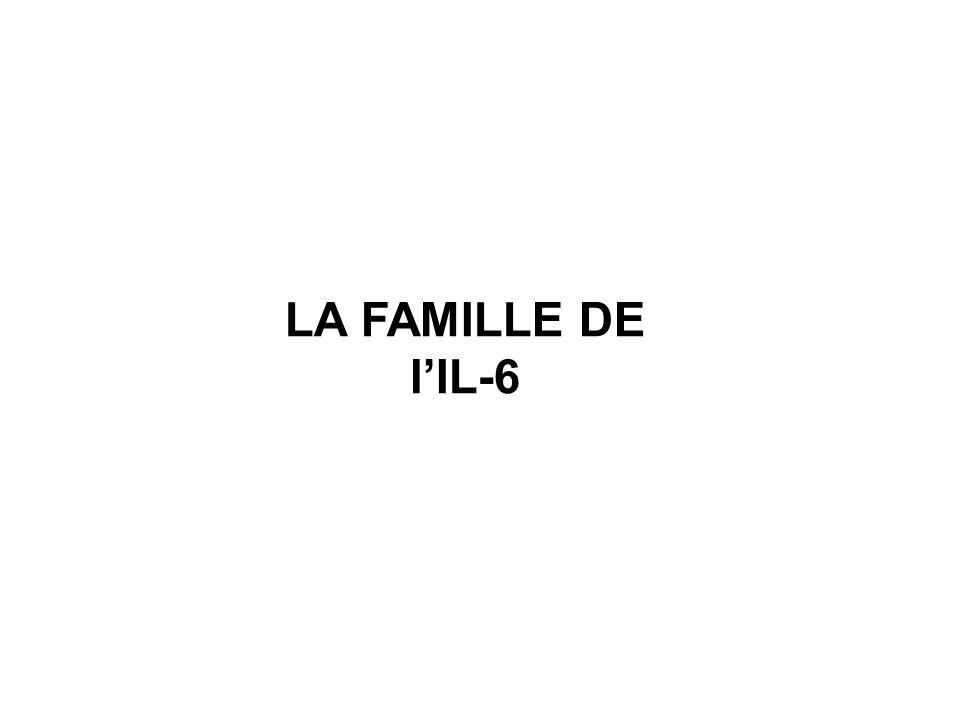 LA FAMILLE DE lIL-6