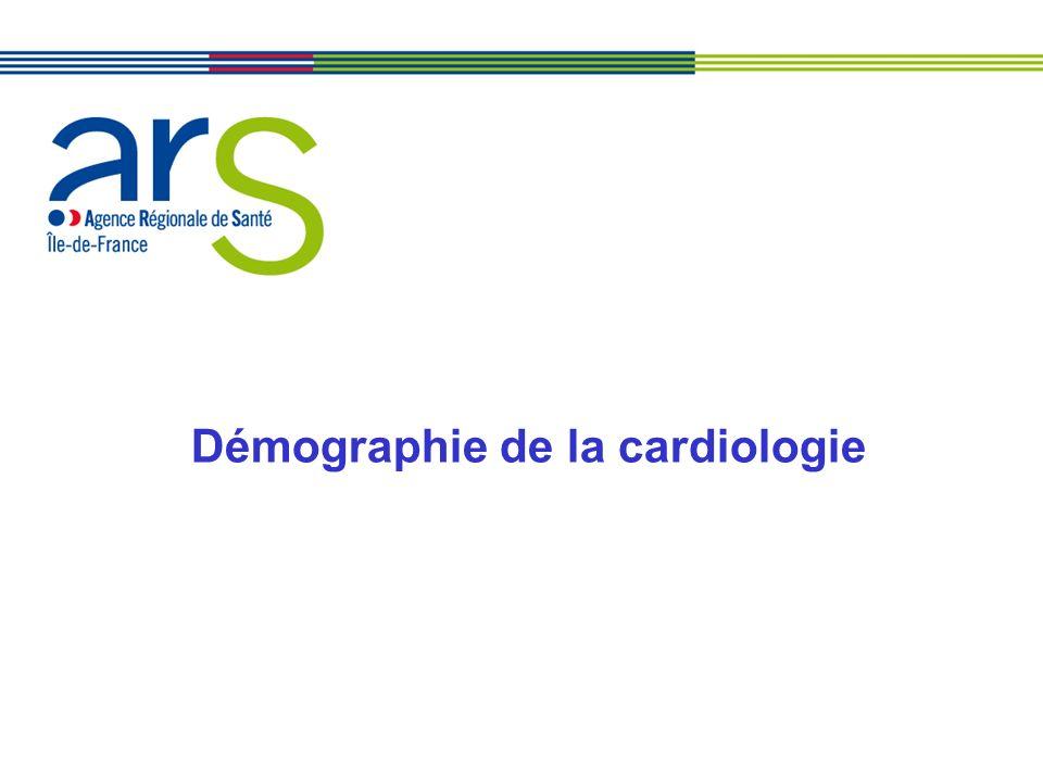 Démographie de la cardiologie