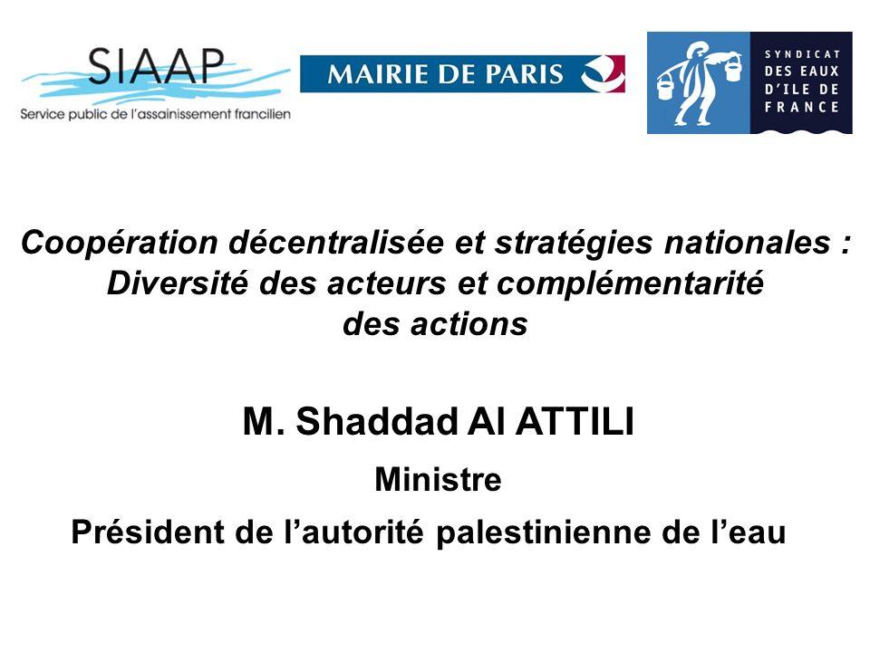 Coopération décentralisée et stratégies nationales : Diversité des acteurs et complémentarité des actions M.