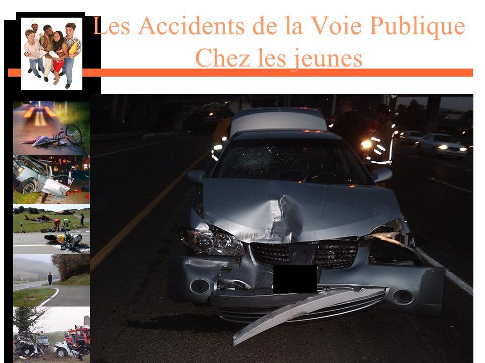 Les Accidents de la Voie Publique Chez les jeunes