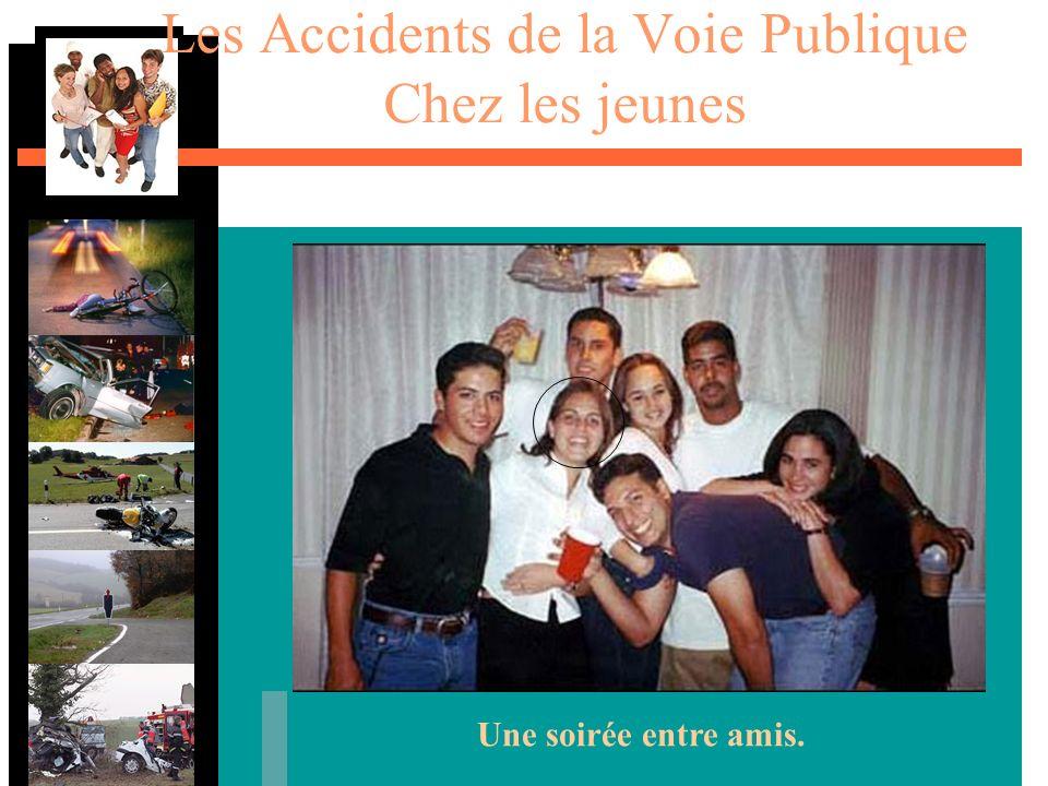 Les Accidents de la Voie Publique Chez les jeunes Une soirée entre amis.