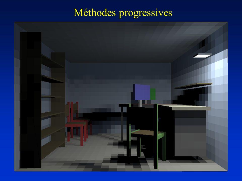 Méthodes progressives
