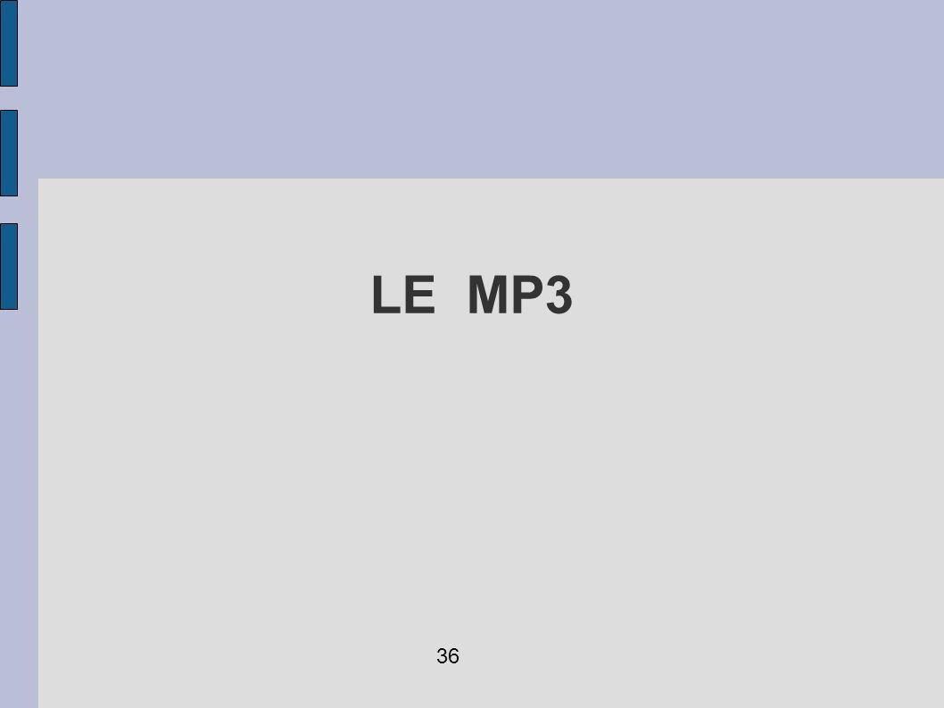 LE MP3 36