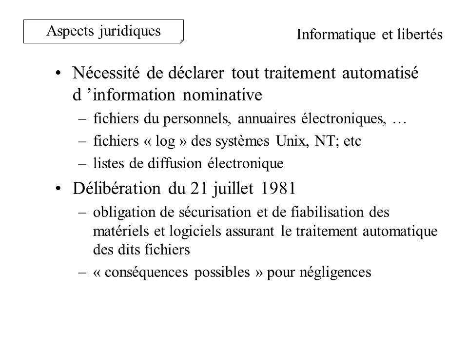 21/2/2001 TGI Rocherfort sur mer Le TGI a rejeté la demande dun abonné Wanadoo qui se plaignait de la résiliation du contrat.