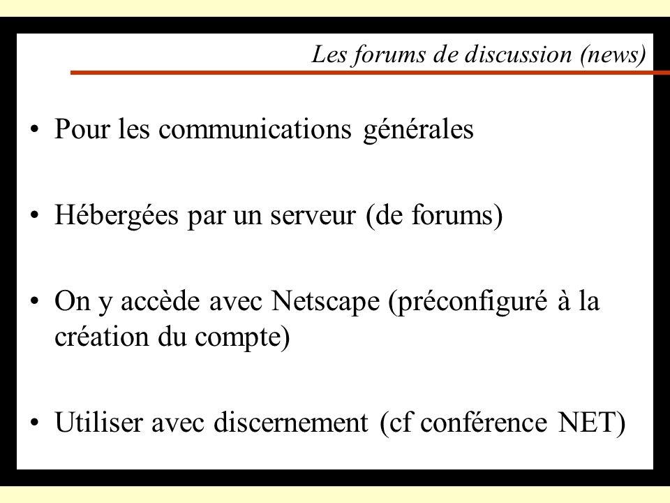 internet réseau Université réseau IFSIC serveur de lUniversité webmail.univ-rennes1.fr Le courrier électronique de lUniversité serveur de courrier (IF