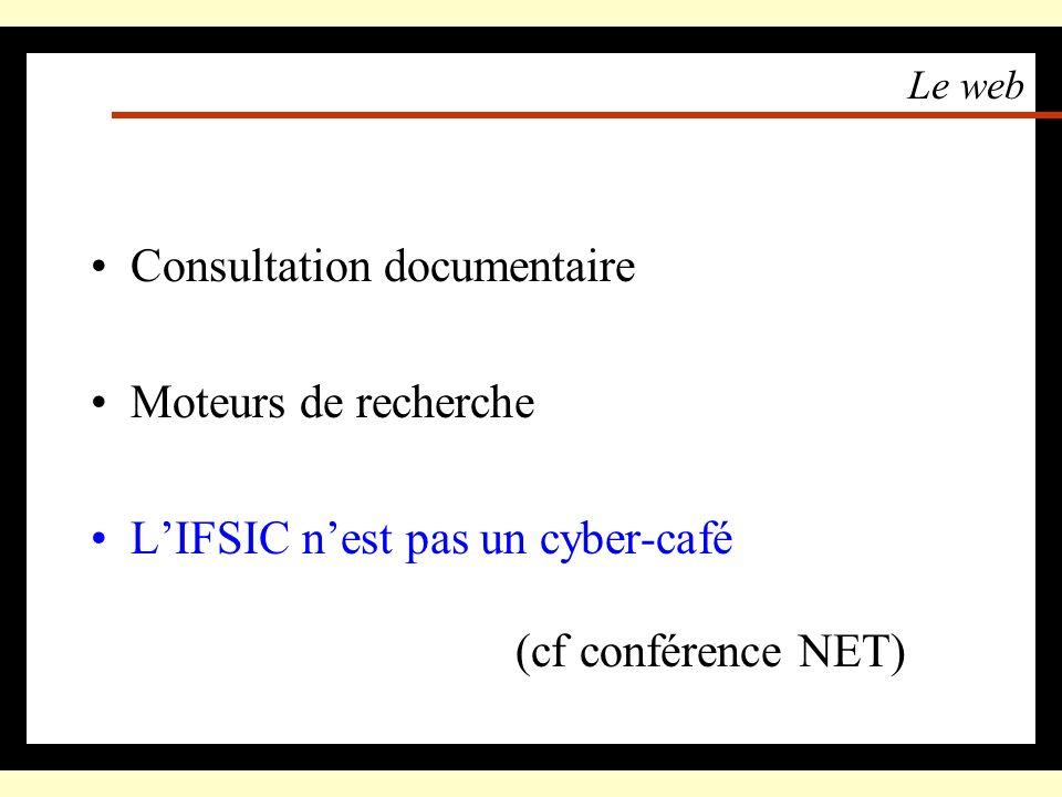 internet réseau IFSIC Les forums de discussion : comment ça marche ? serveur de forums (IFSIC) lecture échanges avec dautres serveurs postage