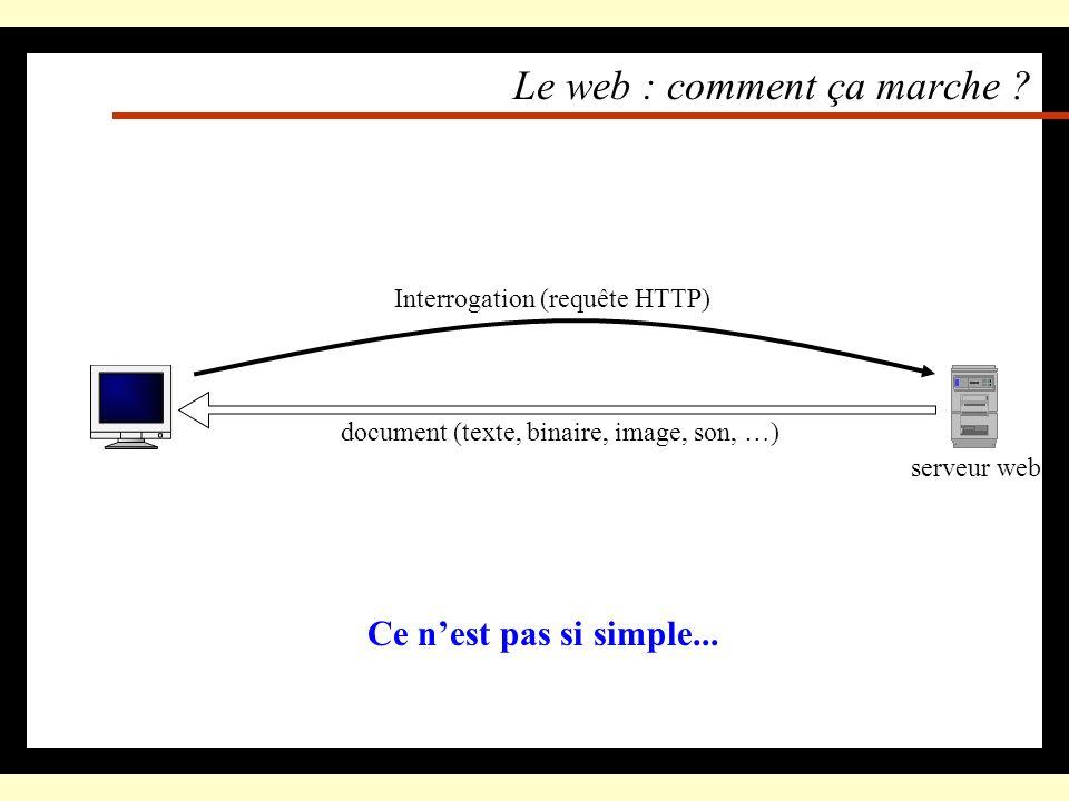 Le web Consultation documentaire Moteurs de recherche LIFSIC nest pas un cyber-café (cf conférence NET)
