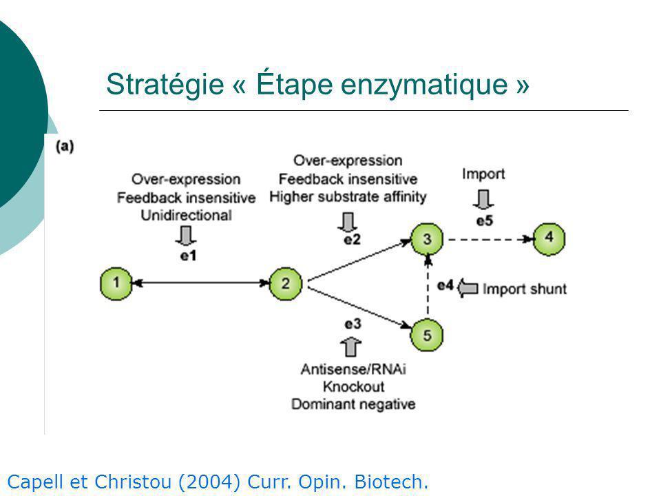 Transgenèse de lignées cellulaires ou de plantes entières Système plante entière insatisfaisant Système in vitro insatisfaisant Souches cellulaires transformées Plantes entières transformées