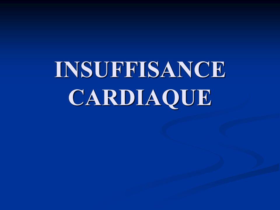 4) Cardiopathies de surcharge: amylose, hémochromatose 5) Myocardites 6) Autres: toxiques, déficitaires, dans un contexte de myopathie