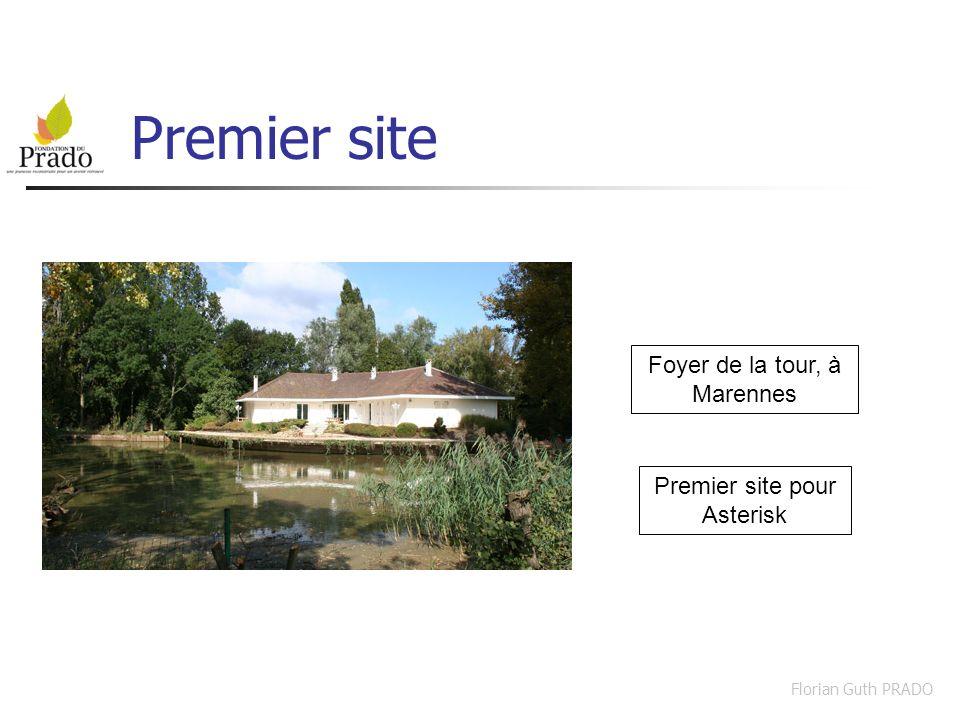 Florian Guth PRADO Premier site Premier site pour Asterisk Foyer de la tour, à Marennes