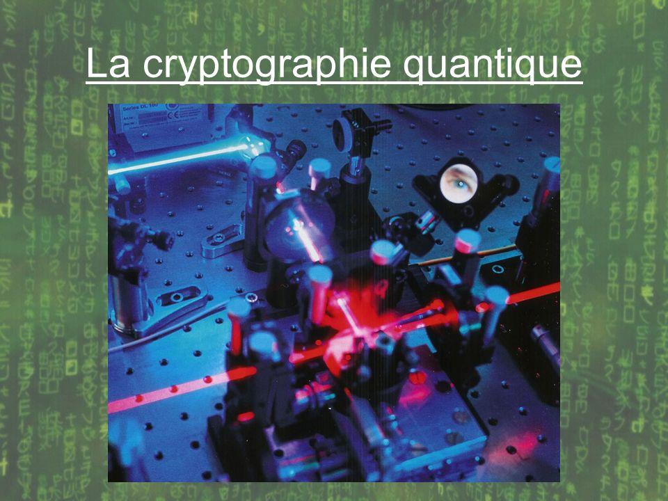 Quest ce que la cryptographie quantique .