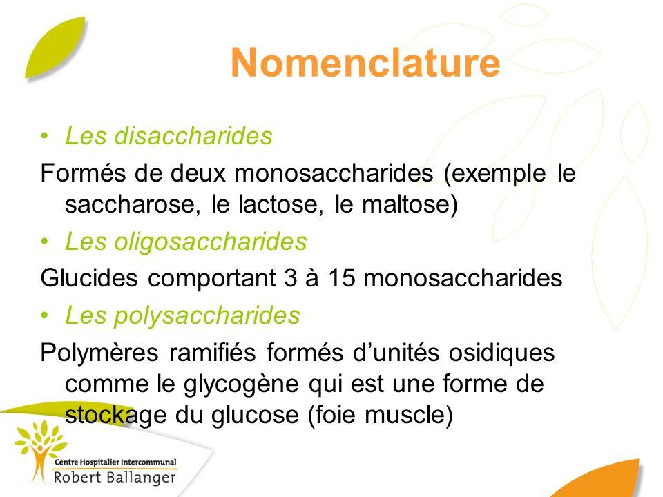 exemple de oligosaccharide