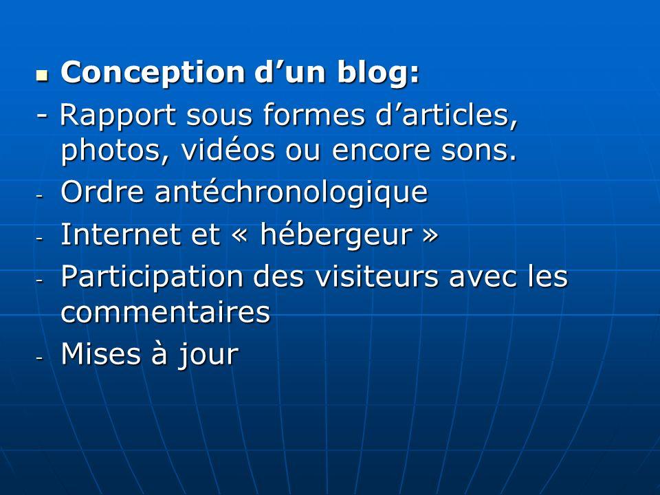 SOURCES BLOG STORY: cyriel fievet, emily turretini, eyrolles BLOG STORY: cyriel fievet, emily turretini, eyrolles BLOG PROFESSIONNEL - UN OUTIL D ECHANGE ET DE COMMUNICATION: Thierry Baruch, Editeur(s) : ENI BLOG PROFESSIONNEL - UN OUTIL D ECHANGE ET DE COMMUNICATION: Thierry Baruch, Editeur(s) : ENI JE CREE MON BLOG: B.