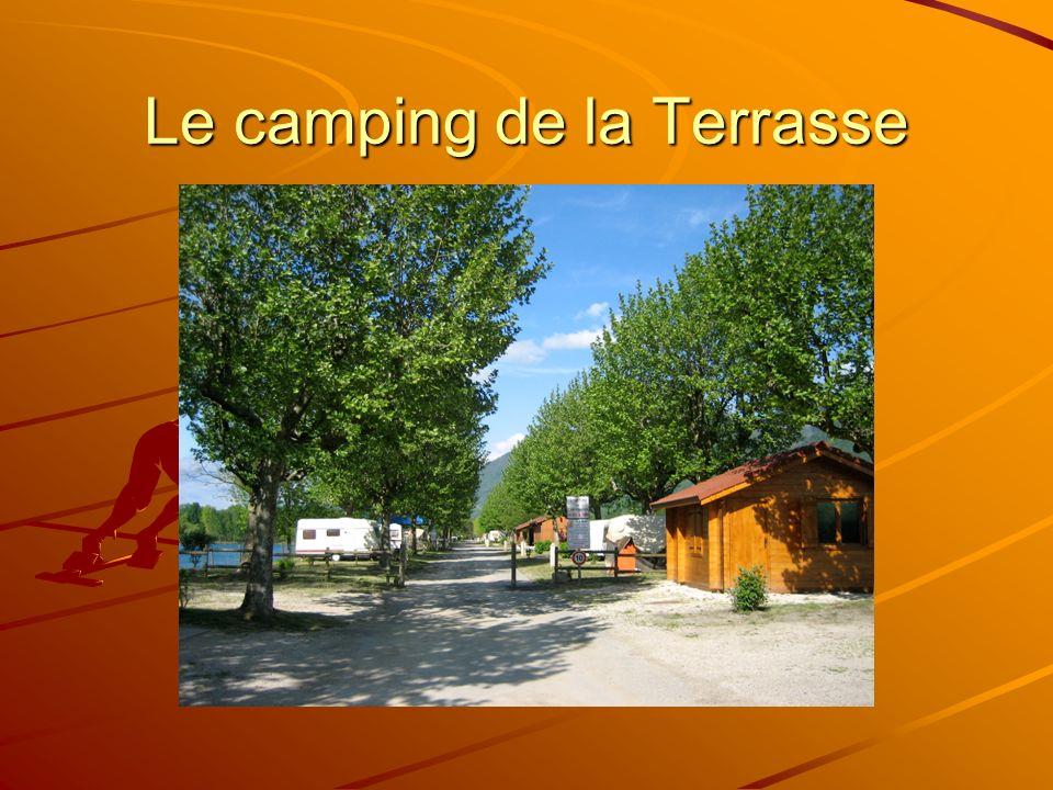 Le camping de la Terrasse