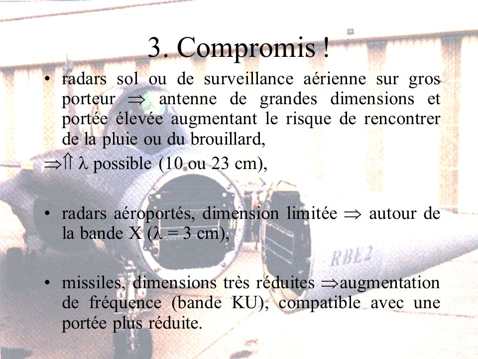 3. Compromis .