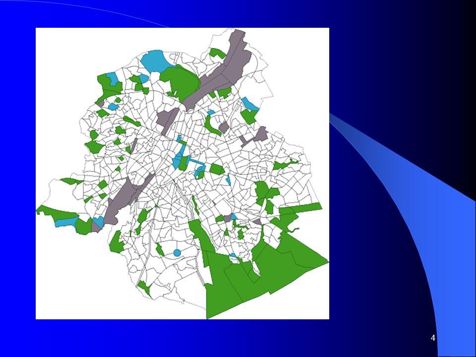 5 Santé subjective à Bruxelles risque de mauvaise santé subjective (odd ratios) - 2001 1,83 1,48 1,18 0,95 0,77 0,59 0,39