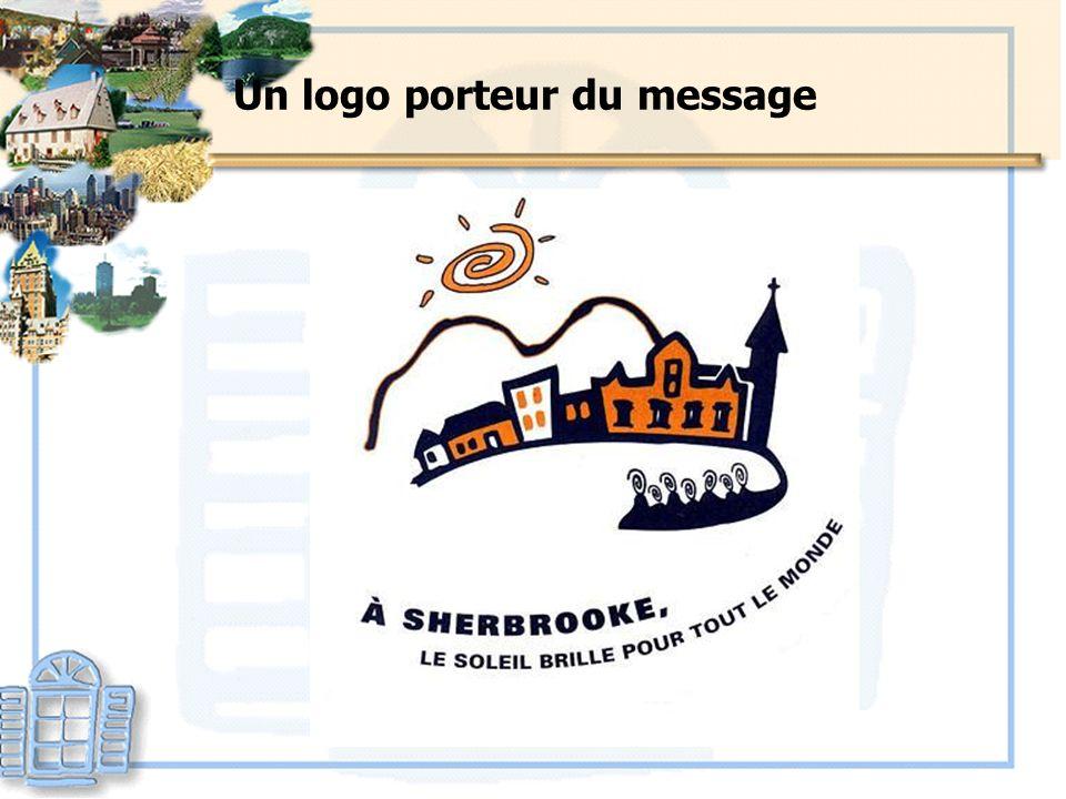 Un logo porteur du message