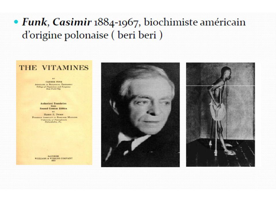 Quelle est la sémiologie des carences en vitamines.