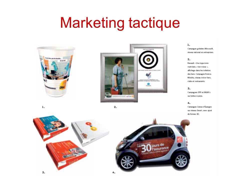 Marketing tactique