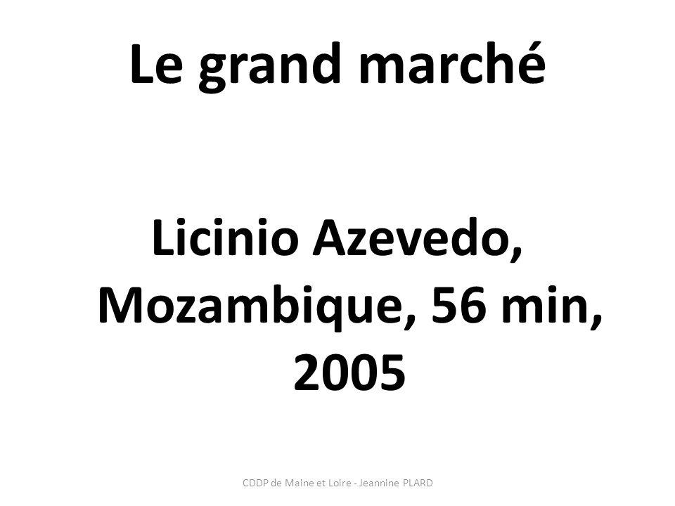 CDDP de Maine et Loire - Jeannine PLARD Licinio Azevedo
