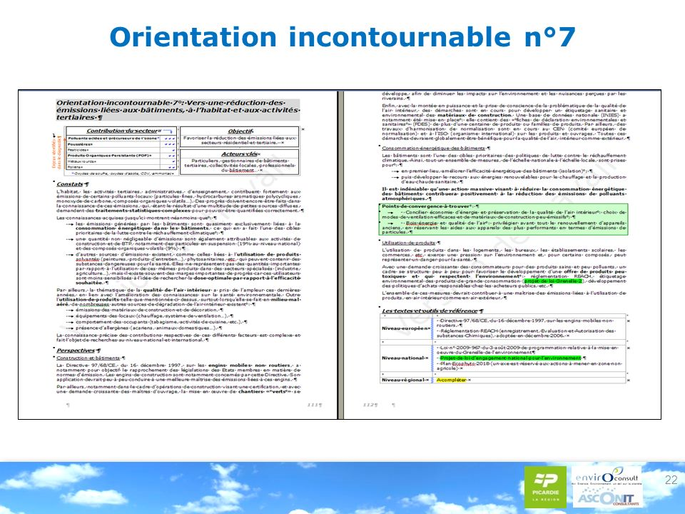 Orientation incontournable n°7 22