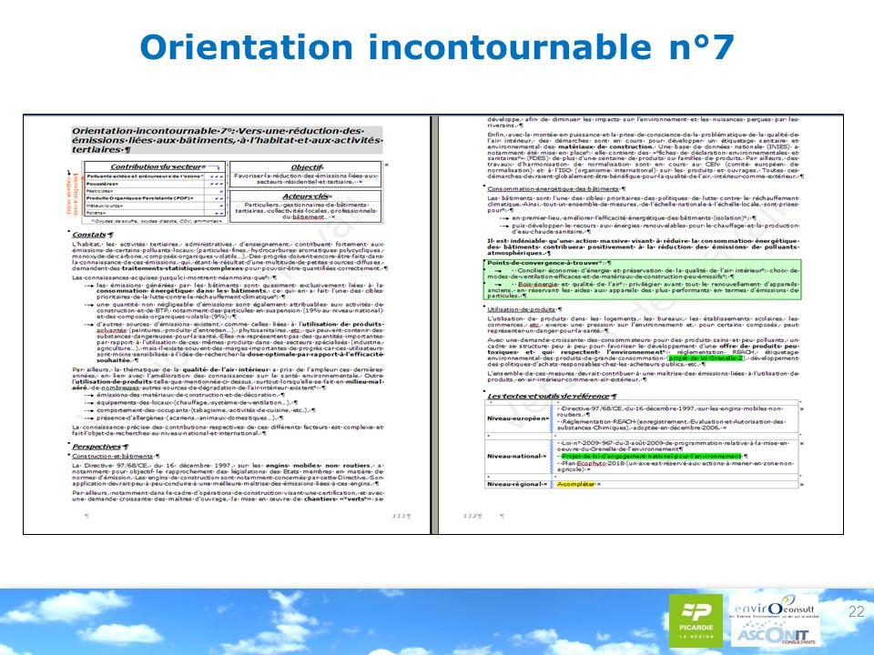 Orientation incontournable n°7 22