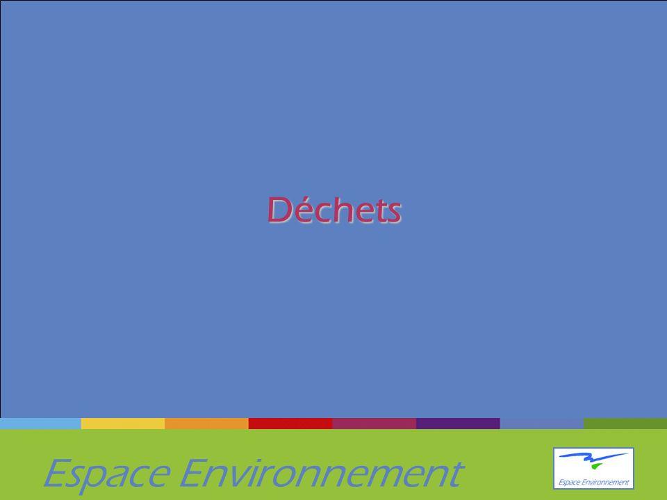 Espace Environnement Déchets