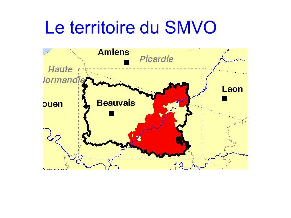 Le territoire du SMVO
