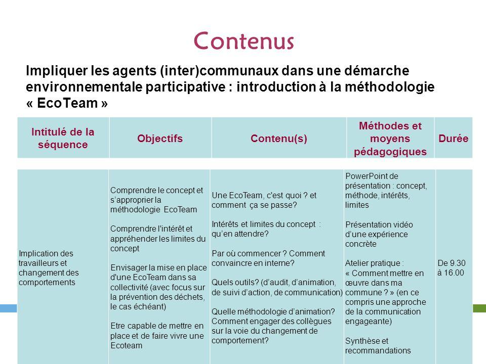 Journée du 04/05/12 (Amiens) -Collectivités participantes : CC Thiérache dAumale, CC2V, CC Abbevillois