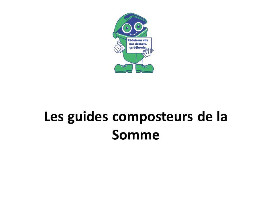 Les guides composteurs de la Somme