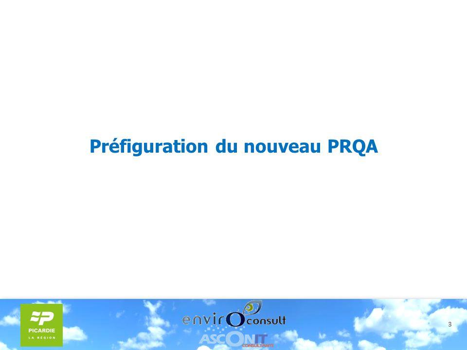 3 Préfiguration du nouveau PRQA