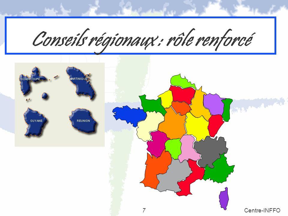 7Centre-INFFO Conseils régionaux : rôle renforcé
