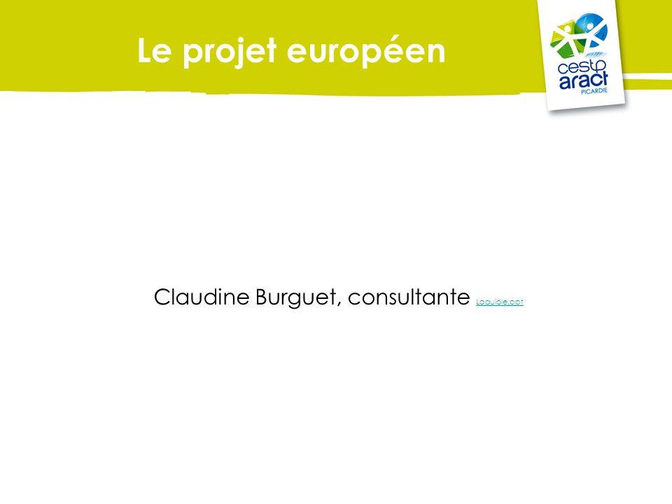 Claudine Burguet, consultante Laguiole.ppt Laguiole.ppt Le projet européen