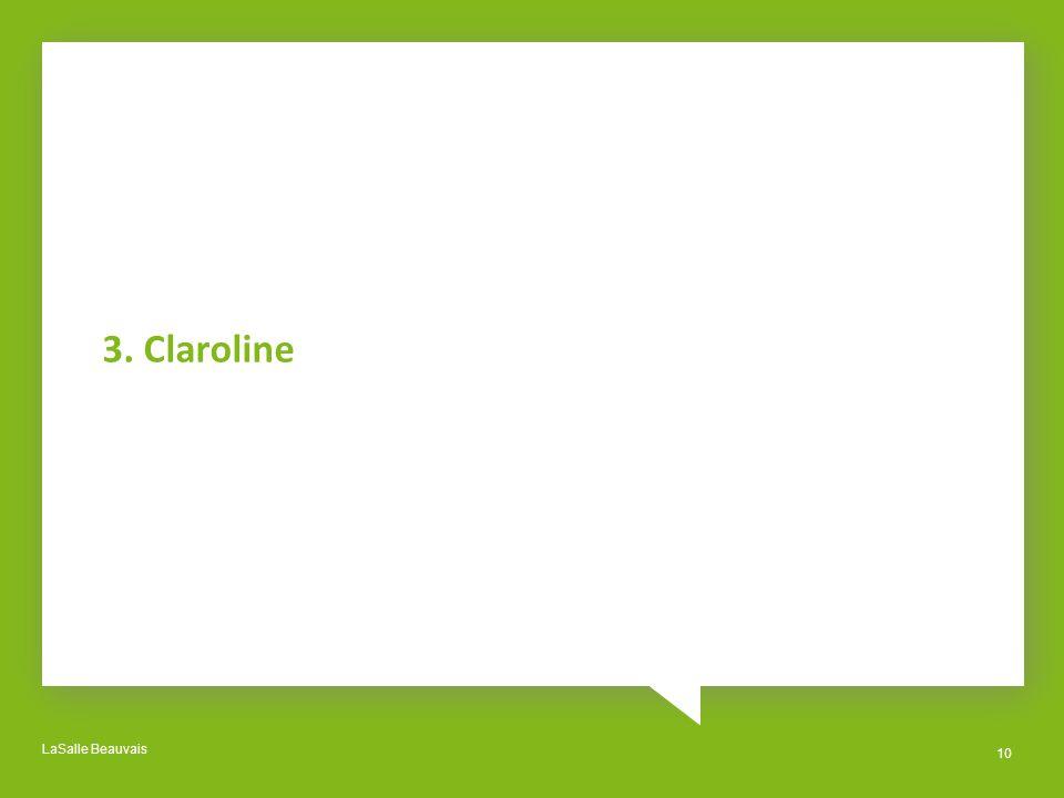 10 3. Claroline