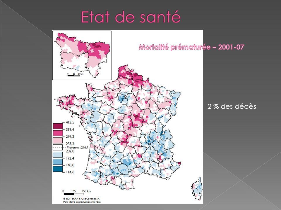 LOR2S Picardie http://www.or2s.fr La Fédération nationale des ORS http://www.fnors.org/ Base de données Score-santé http://www.score- sante.org/score2008/index.htm L IRDES (Institut de Recherche et Documentation en Economie de la Santé) http://www.irdes.fr/ Le Ministère de la santé http://www.sante.gouv.fr/ L INSERM http://www.inserm.fr/fr/home.html L INSEE http://www.insee.fr/fr/home/home_page.asp L InVs http://www.invs.sante.fr/