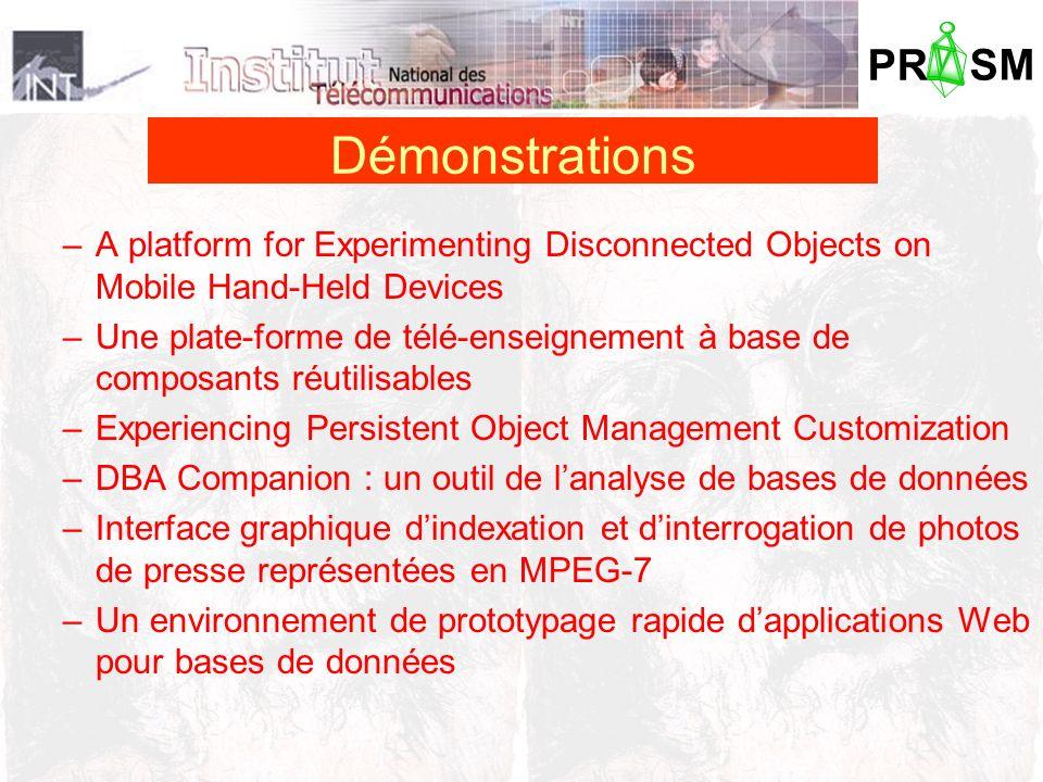 PR SM Différentes formes de valorisation –Logiciels libres vs.