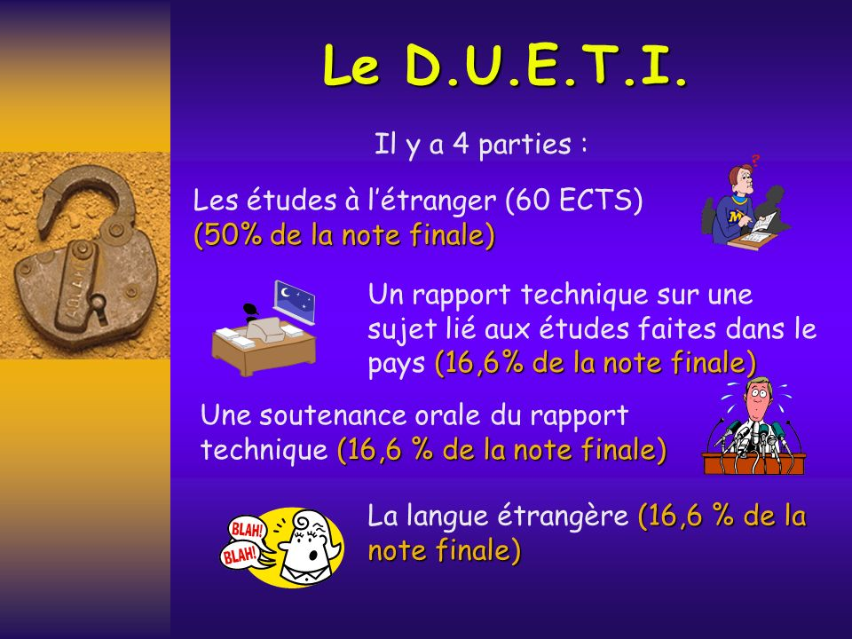 Le D.U.E.T.I.